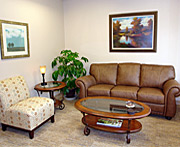 The Salvation Army Conference Center: The Green Room