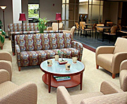 The Salvation Army Conference Center: The Cafe and Lounge
